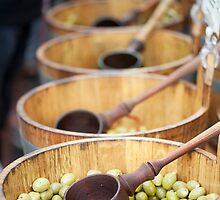 Olives by david marshall