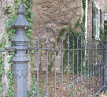 Good Fences Make Good Neighbors by angieschlauch