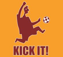 Kick It! by Rob Colvin