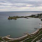 Toronto Ontario,Canada.Lake Ontario Vista by eoconnor