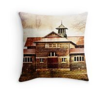 Armidale Showground Throw Pillow