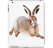 A Leaping Hare iPad Case/Skin