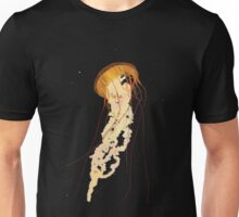 Jellyfish In The Night Unisex T-Shirt