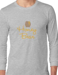 Honey Bear Long Sleeve T-Shirt