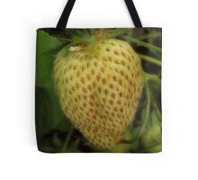 Not Berry Red Yet Tote Bag