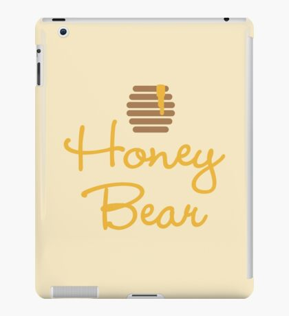 Honey Bear iPad Case/Skin