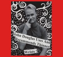 John Douglas Uses And Recommends Thinner Wrists (shirty) One Piece - Short Sleeve