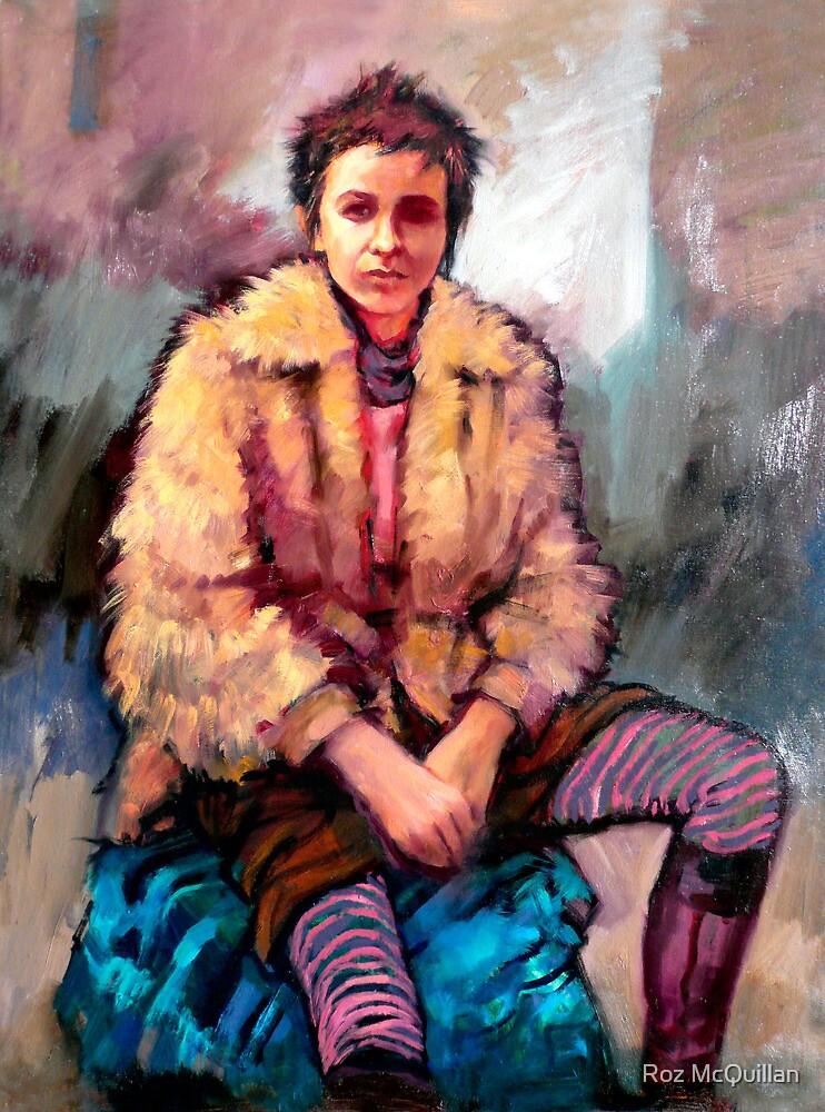 Susie's Fur Jacket by Roz McQuillan