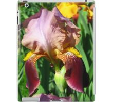 Beautiful iris iPad Case/Skin