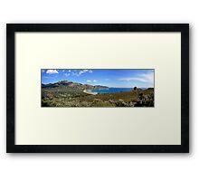 Tidal Overlook I Framed Print