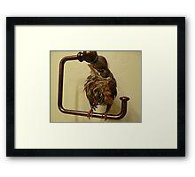 Tweets © Framed Print