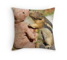 Jasper Plants One On Bear Throw Pillow