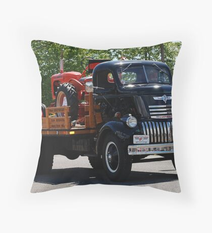 1946 Chevrolet Truck Throw Pillow