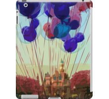 Up In The Air iPad Case/Skin
