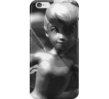 Faith, Trust & Pixie Dust (Black & White) iPhone Case/Skin