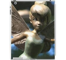 Faith, Trust & Pixie Dust (Color) iPad Case/Skin