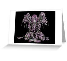 Angle of Grunge Greeting Card