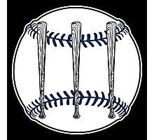 Jack White III - Baseball Logo (Detroit Tigers Edition) Photographic Print