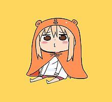 Himouto! Umaru-chan – Chuu by gentlemenwalrus