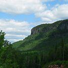 Kama Mountain HIghway 17 Nipigon Ontario canada by loralea