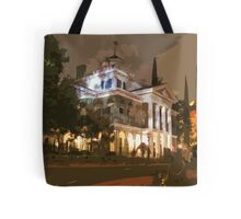 Where The Crypt Doors Creak Tote Bag