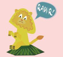 Rawr! Lion Kids Clothes