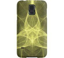 Ever-Flowing Spirit of the Infinite Triange | Fractal Art by Douglas Fresh Samsung Galaxy Case/Skin