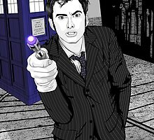 The Tenth Doctor (What??)  by elenichols