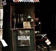 Gassoline by Trish Woodford