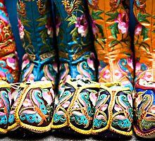 Little Feet by Chloe Beacon