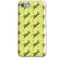 Fern Hound Pattern iPhone Case/Skin