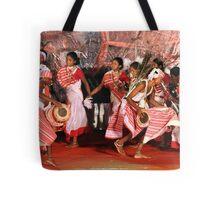 The tribal dance # 2. Tote Bag