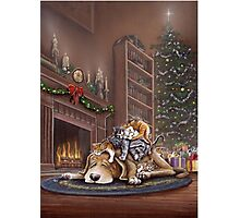The Night Before Christmas... Photographic Print