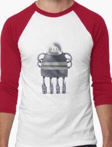 The Gas Man Men's Baseball ¾ T-Shirt