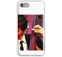 Classical Upright Bass iPhone Case/Skin