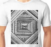 Tribal Origami Unisex T-Shirt