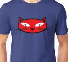Orange Kitty Unisex T-Shirt