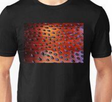 Mahogany - textured background Unisex T-Shirt