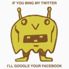 Bing My Twitter by Rob Colvin