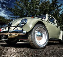 VW Beetle by Nigel Bangert