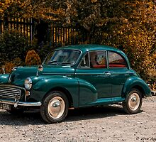 1964 Morris Minor by David J Knight
