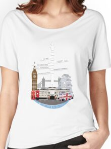 Welcome To London Women's Relaxed Fit T-Shirt