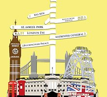 Welcome To London by Jessica Slater