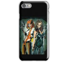 WEAPON. iPhone Case/Skin