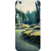 Moss Covered iPhone Case/Skin