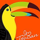 I Love Toucan by Jessica Slater