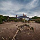 Light house keeper's house by Melinda Kerr