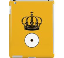 King Bob iPad Case/Skin