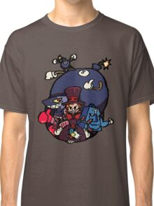 Skullgirls - All Together Now! Classic T-Shirt