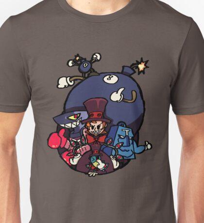 Skullgirls - All Together Now! Unisex T-Shirt